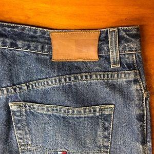 Tommy Hilfiger Skirts - Tommy Hilfiger Womens Blue Denim Jean Skirt Size 8